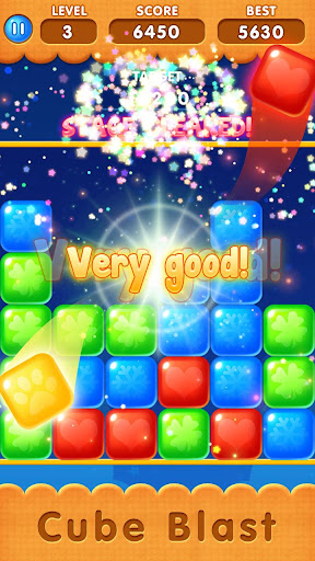 Cube Blast screenshot