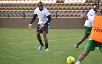 Photo: John Trye   [Training camp ahead of Leone Stars v DR Congo on 10 September 2014 (Pic © Darren McKinstry / www.johnnymckinstry.com)]