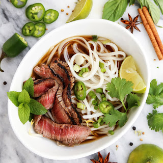 Thai Beef Noodles Fresh Mint Recipes