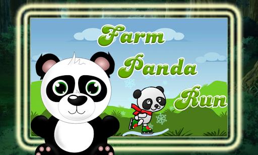 Farm Panda Run