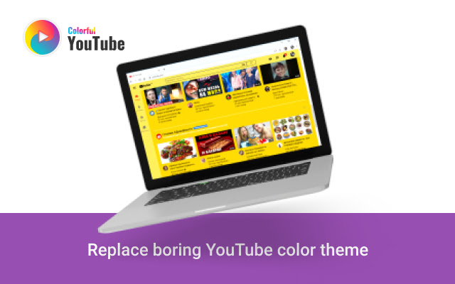 Colorful Youtube