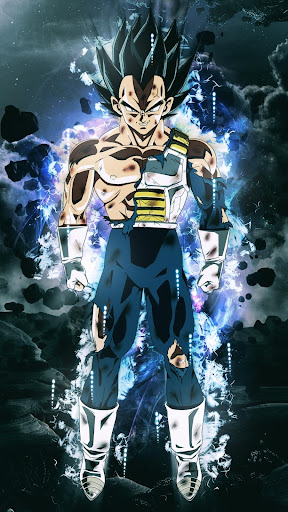 Dragon Ball Z Vegeta Wallpaper 4k Gambarku