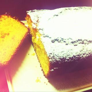 Whole Mandarin Cake.