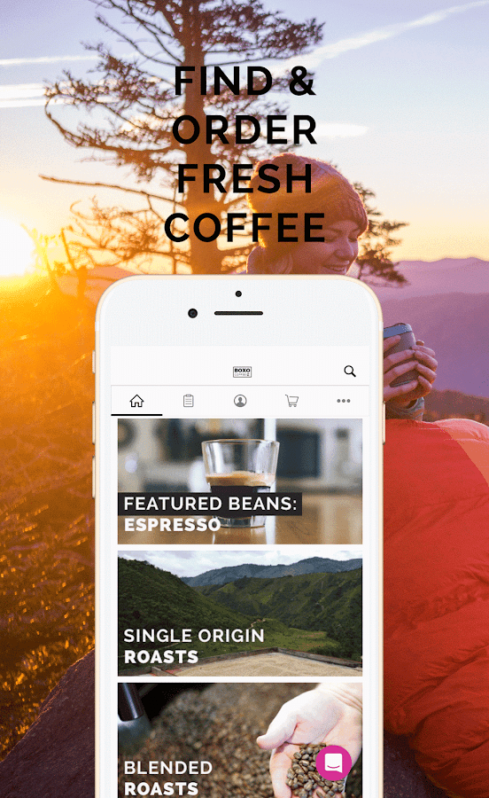 BOXO Coffee- screenshot