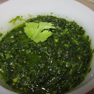Cilantro Ginger Pesto