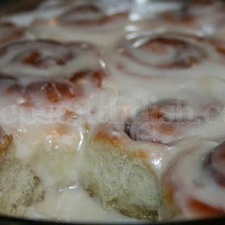 Easy Cheater Cinnamon Rolls Recipe