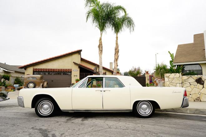 1961 Lincoln Continental Hire CA