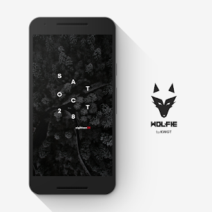 Wolfie for KWGT v2018.Dec.01.07 [Paid] APK 6