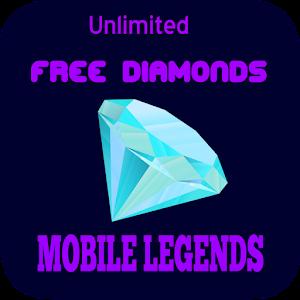 Download Free Diamonds For Mobile Legends, (Cheat Tricks