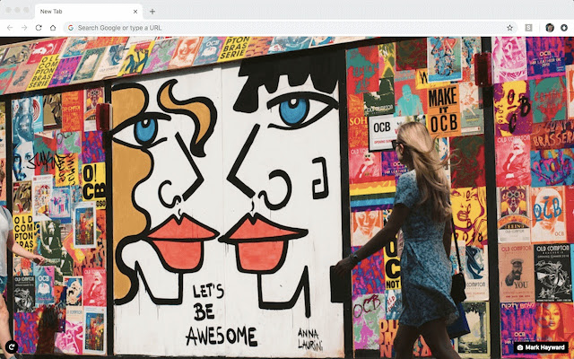 Street Art Tab