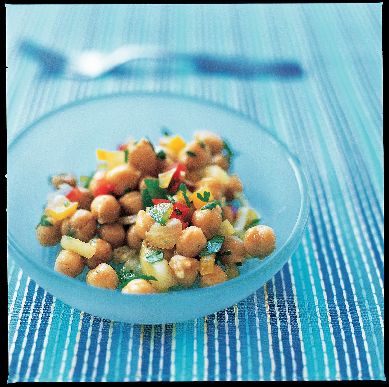 Hearty Chickpea Salad