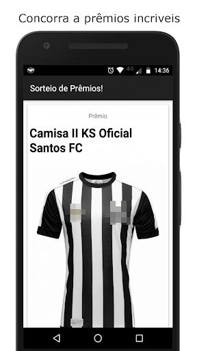 Santos Ao Vivo screenshot 4