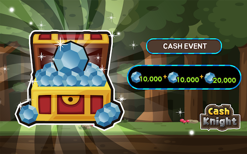 CashKnight ( Gem Event Version ) Screenshot
