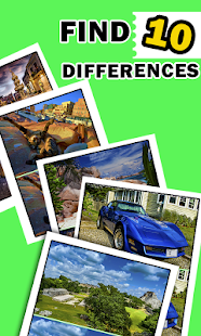 Find Differences- screenshot thumbnail