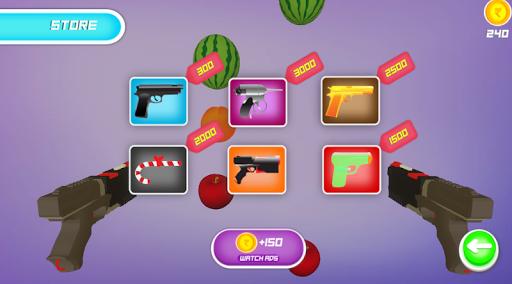 لقطات من Fruits N Guns 4