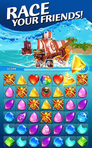 Pirate Puzzle Blast - Match 3 Adventure apkdebit screenshots 9