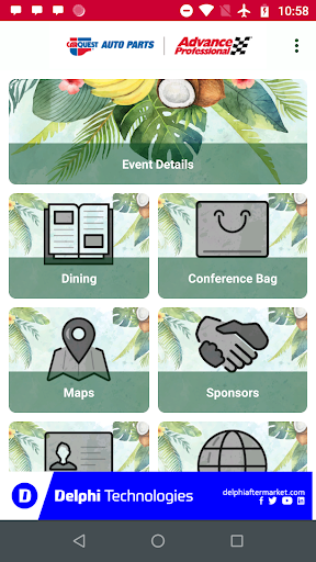 Screenshot for AAP Travel Program in United States Play Store
