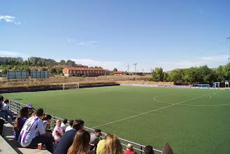 Photo: Campo anexo a Zorrilla.