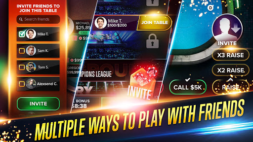 Poker Heat - Free Texas Holdem Poker Games  screenshots 5