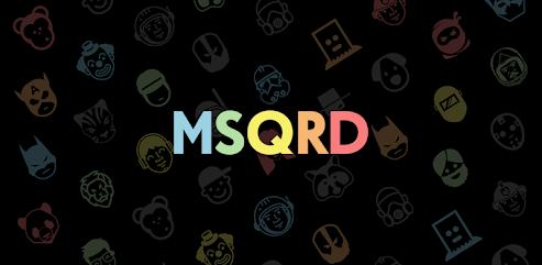 دانلود برنامه MSQRD