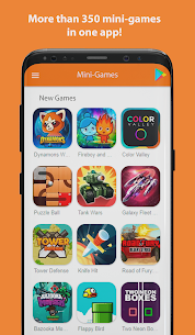 Mini-Games: New Arcade App Download For Android 1