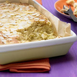 Baked Millet Pudding.
