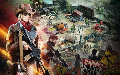 ZOMBIE SHOOTING SURVIVAL: Offline Games apkdebit screenshots 5