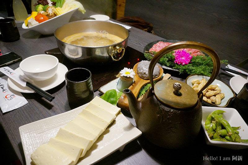 台中汕頭火鍋餐廳推薦,一葉知秋極致鍋物-9