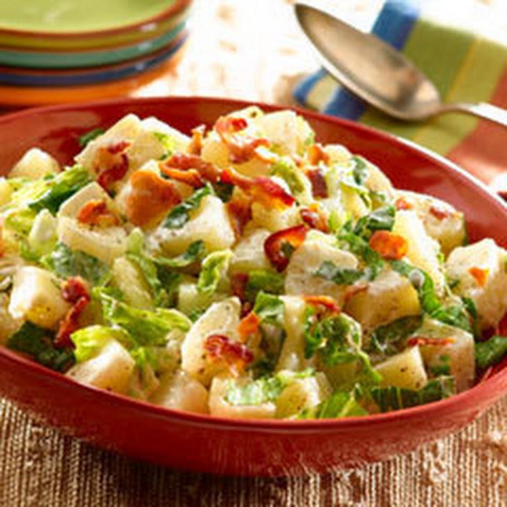 Bacon-caesar Potato Salad