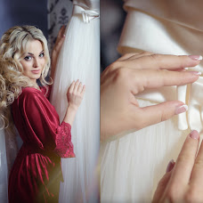 Wedding photographer Lyaysan Samatova (lyaysan0705). Photo of 17.10.2015