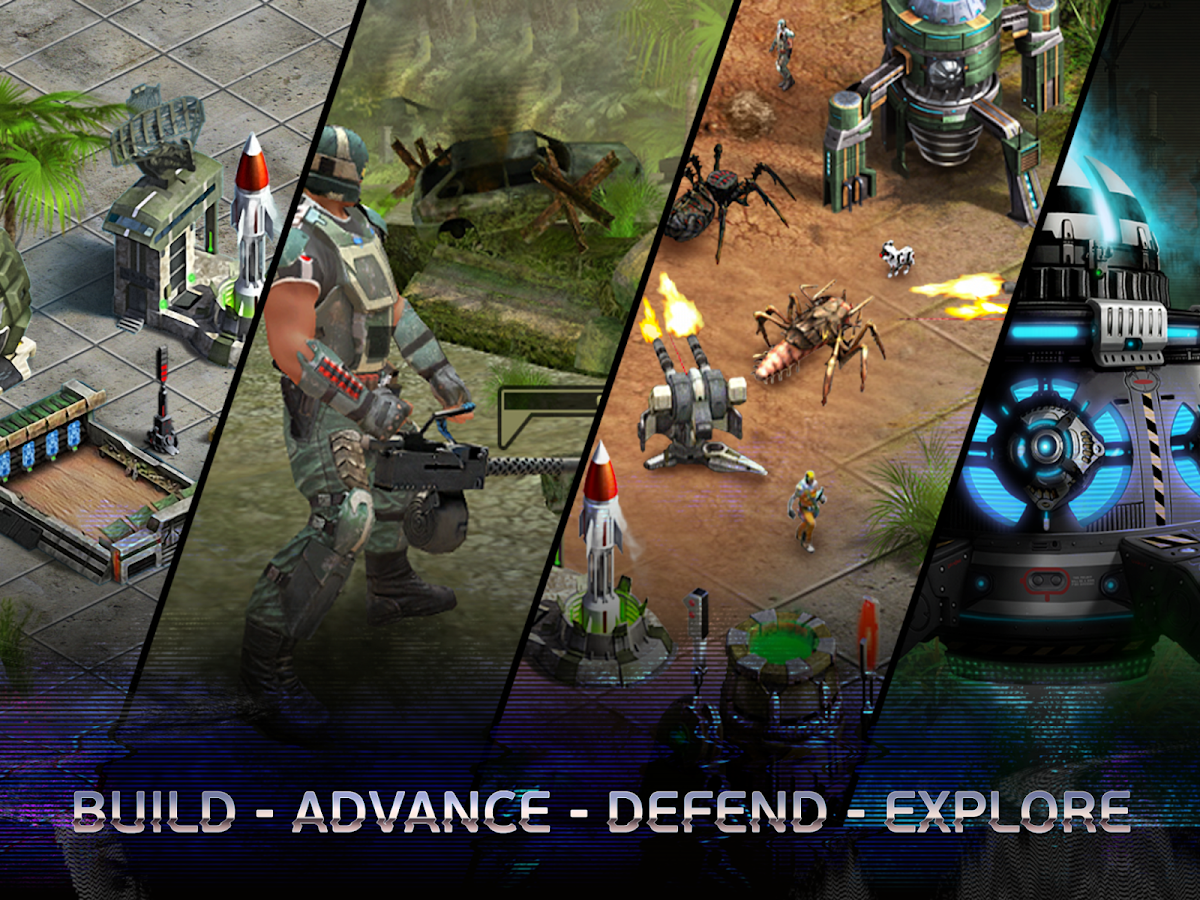 Screenshots of Evolution: Battle for Utopia for iPhone