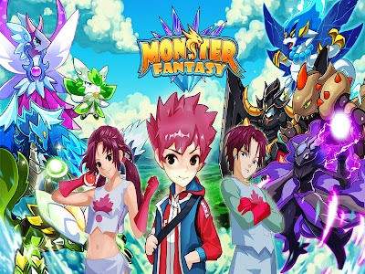 Monster Fantasy v1.0.1 (Mod Money)