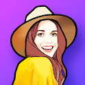 Cartoon Face App - Comic Effect, Aging Filter icon