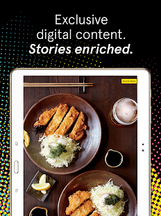 Texture – Digital Magazines Screenshot 9