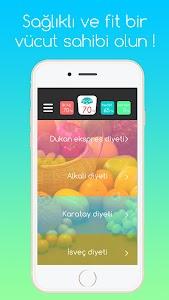 Mucize Diyet Rehberi - Sağlık screenshot 0