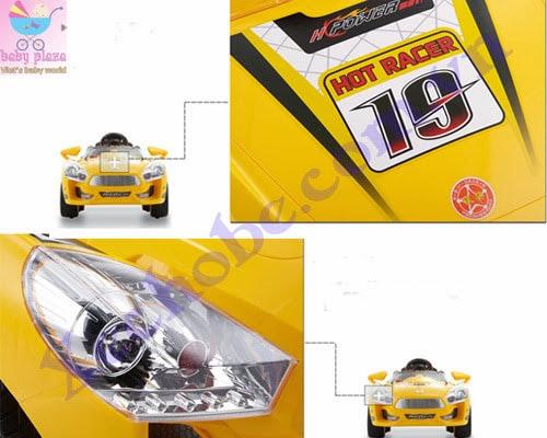 Xe hơi điện trẻ em XH639R 7