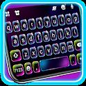 Neon Light Keyboard Theme icon