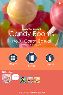 Escape Candy Rooms- screenshot thumbnail