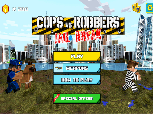 Cops Vs Robbers: Jailbreak 1.91 screenshots 5