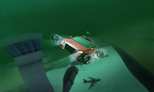 3D Submarine Car Simulator