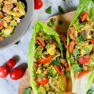 Chicken Avocado Salad with Bacon (Paleo + Whole30) Recipe