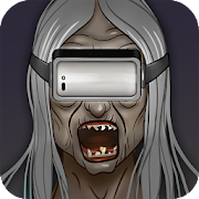 Virtual Reality Grandma VR Horror Fleeing! APK for Bluestacks