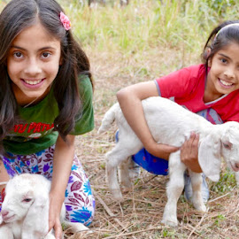 ROJA N SRIJYAA by Kanwar Rajneesh Singh - Babies & Children Children Candids