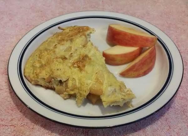Apple Frittata