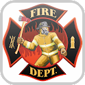 Firefighter Casual Kids Game icon