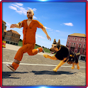 Police Dog 3D : Crime Chase icon