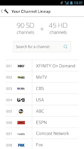 XFINITY My Account screenshot 4