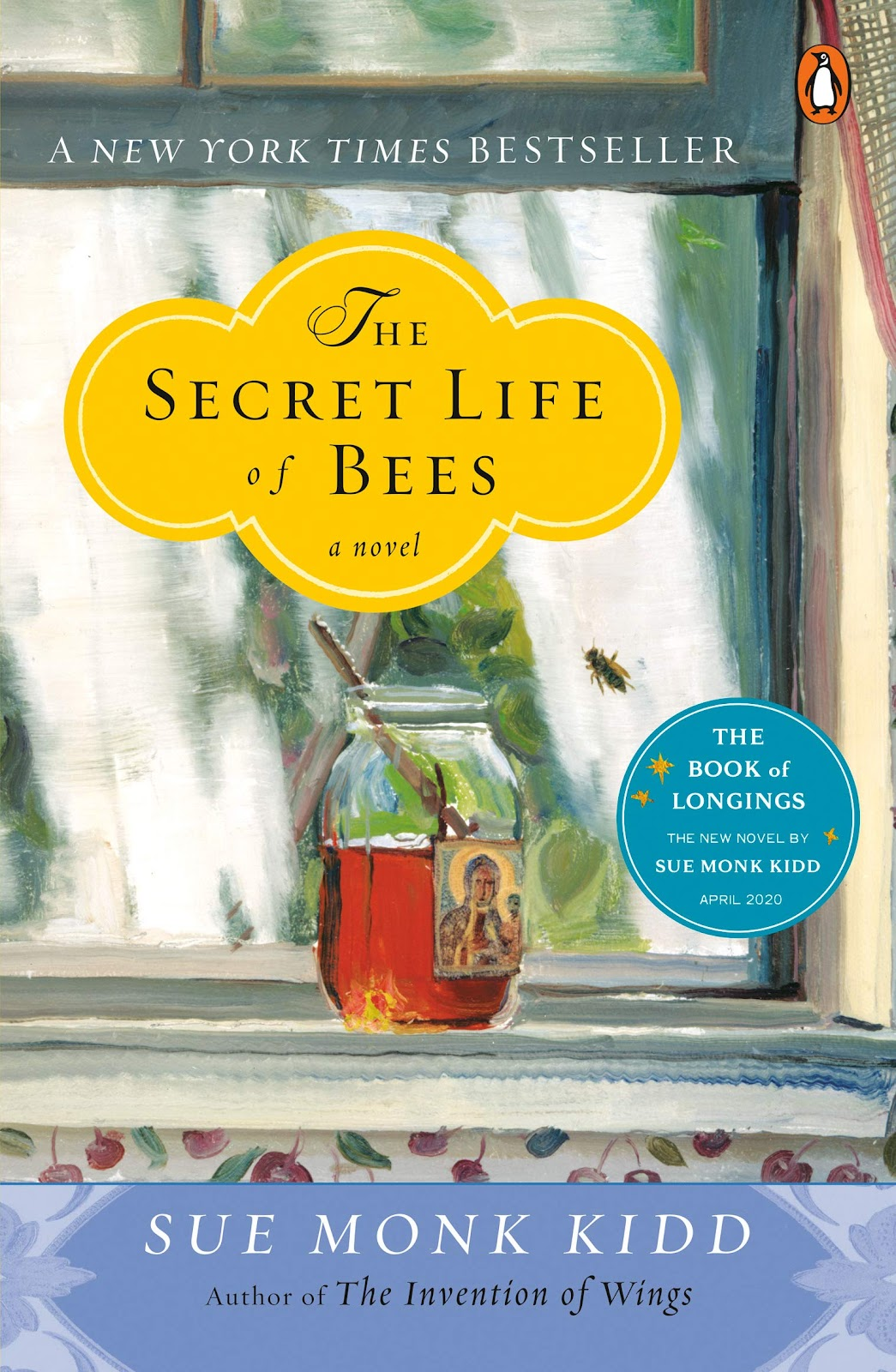 Image result for the secret life of bees book cover