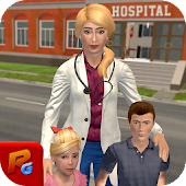 Doctor Mom Pregnant Surgery Game