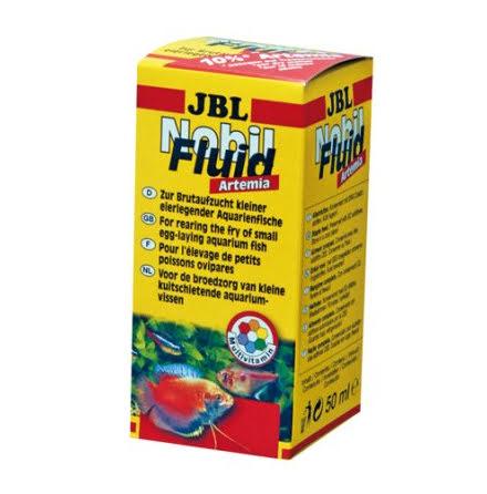 JBL NobilFluid 50ml Foder till Äggläggande Yngel